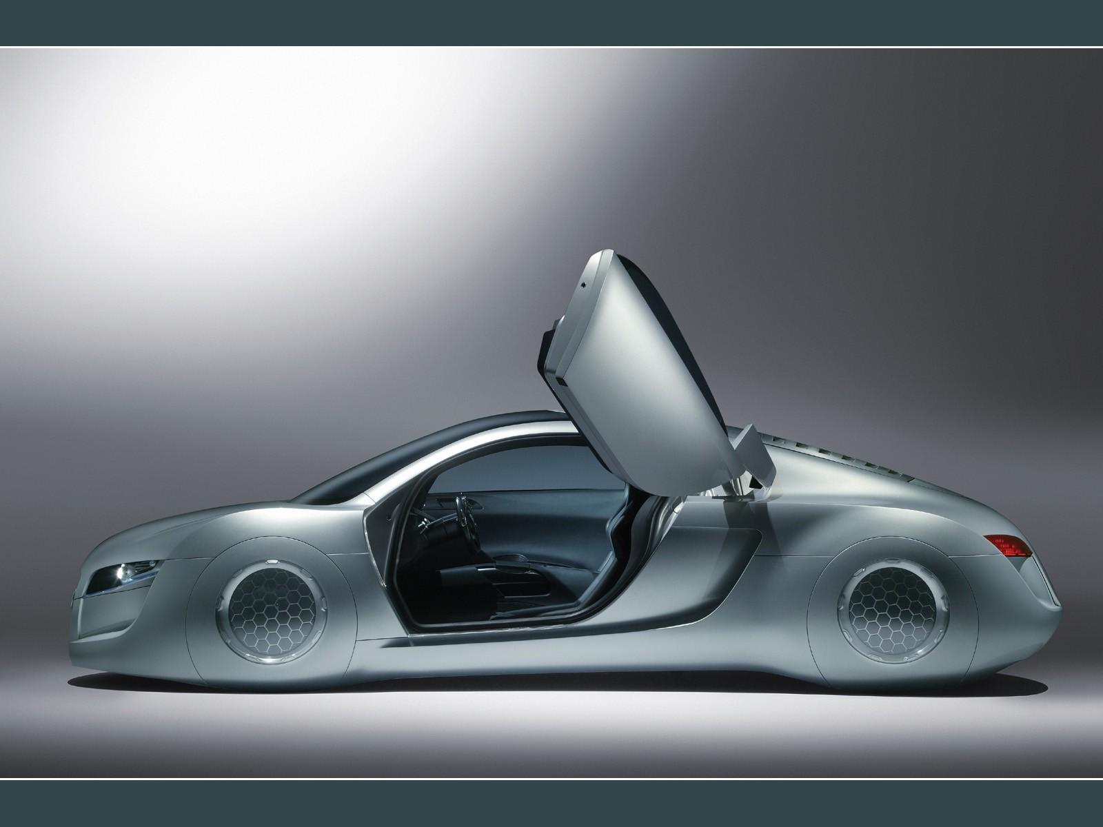 Showroom Audi Concept Car I Robot Walllpaper