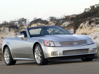 Download free Cadillac screensaver- Cadillac XLR V