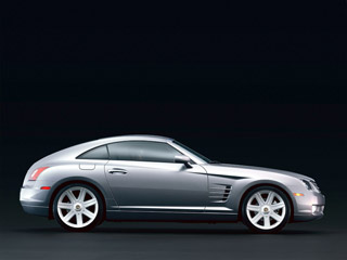 Download free Chrysler screensaver- Chrysler Crossfire
