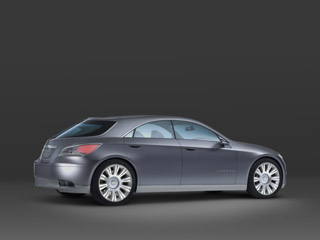 Download free Chrysler screensaver- Chrysler Nassau Concept