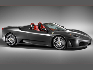 Download free Ferrari screensaver- Ferrari F430 Spyder