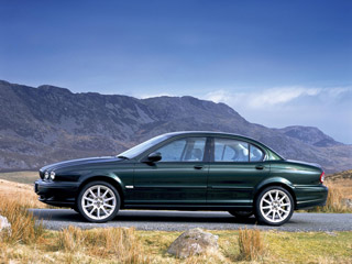 Download free Jaguar screensaver- Jaguar X-Type