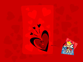 Download Free Valentine's Day Wallpaper